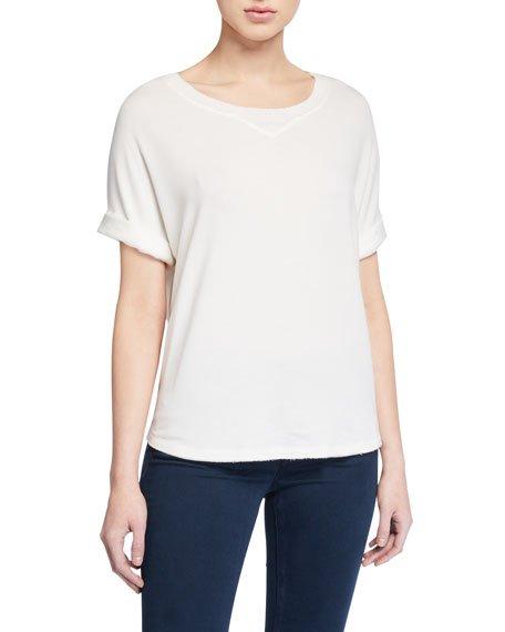 Townes Short-Sleeve Sweatshirt