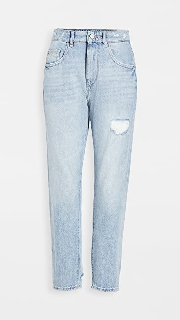 Susie Tapered Slim Jeans