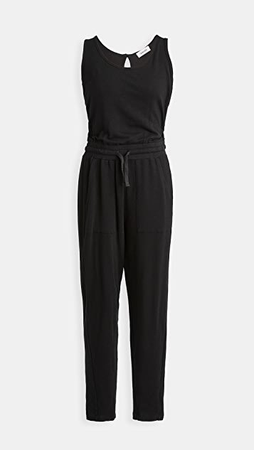 Dune Knit Jumpsuit