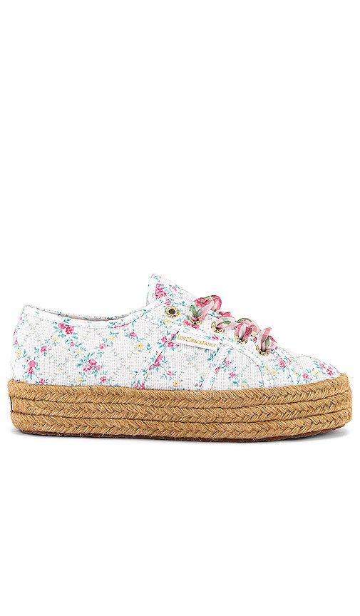 x LoveShackFancy x REVOLVE 2730 Sneaker
