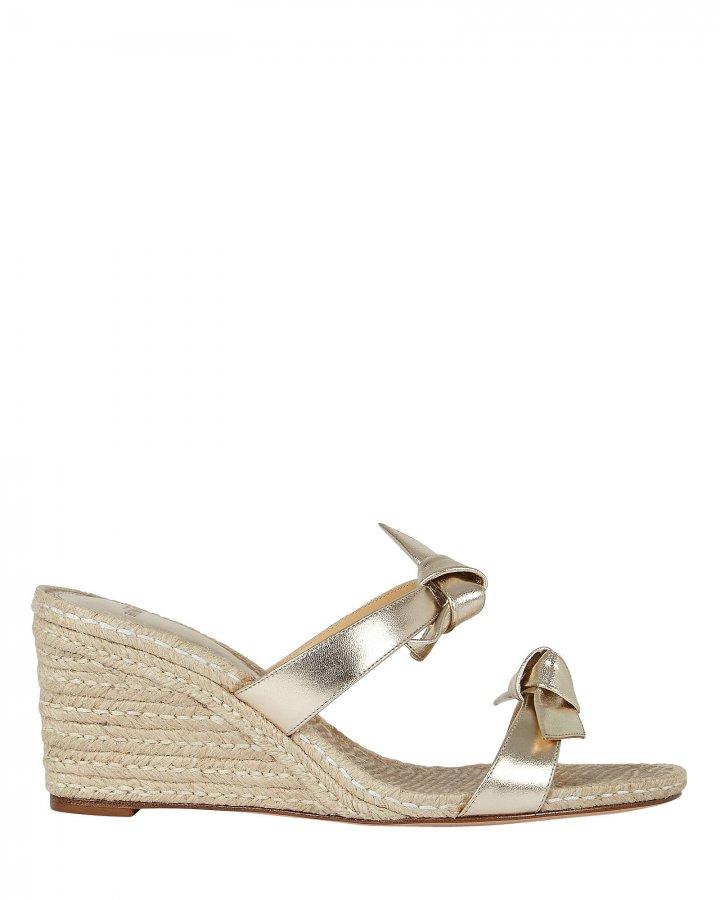 Clarita 85 Espadrille Wedge Sandals