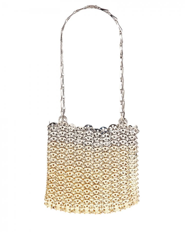 1969 Ombré Chainmail Bag