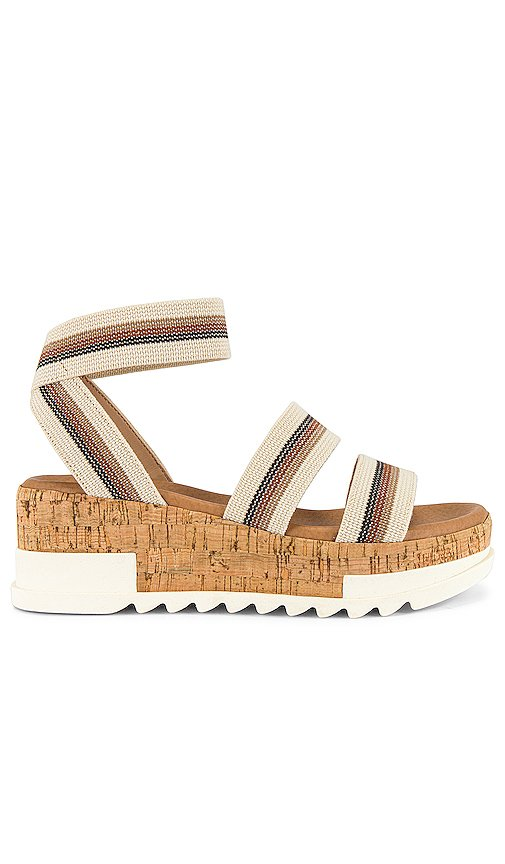 Bandi Flatform Sandal