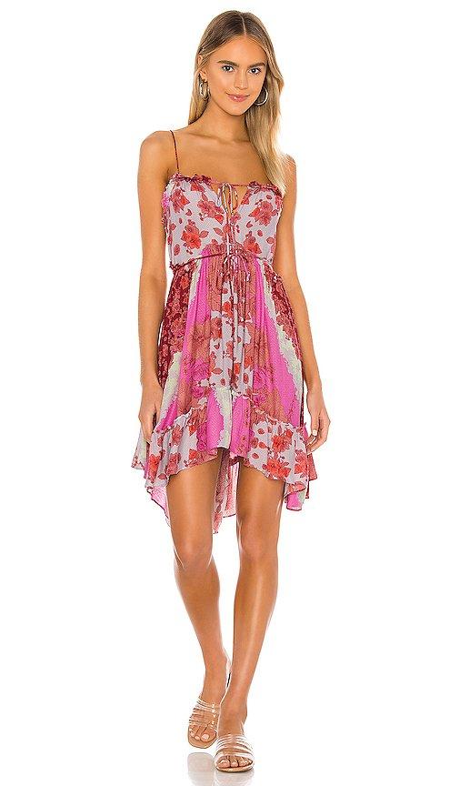 Summer Storm Slip Dress