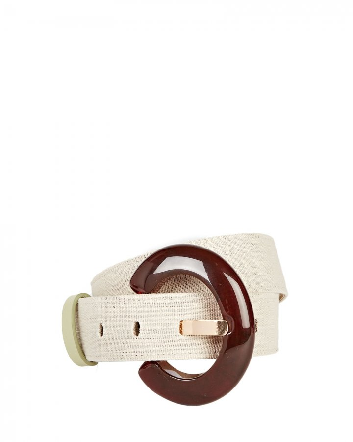 Sofia Linen Belt