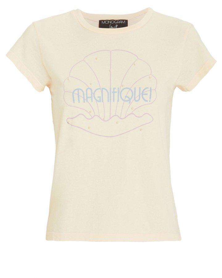 Seashell Magnifique Baby T-Shirt