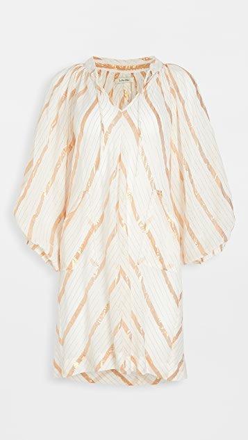 Simple Mini Smock Dress
