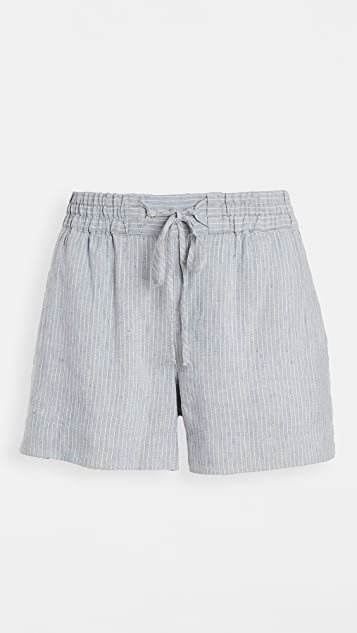 Cord Tie Shorts