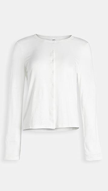 Spring Linen Cardigan