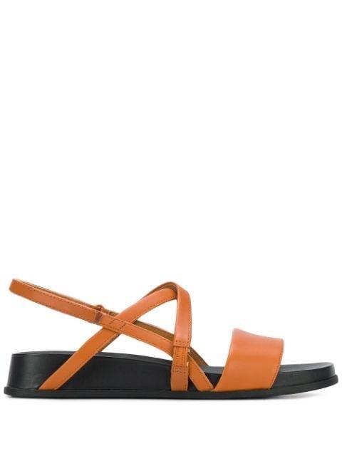 Camper Atonika Flat Sandals Ss20   Farfetch.com