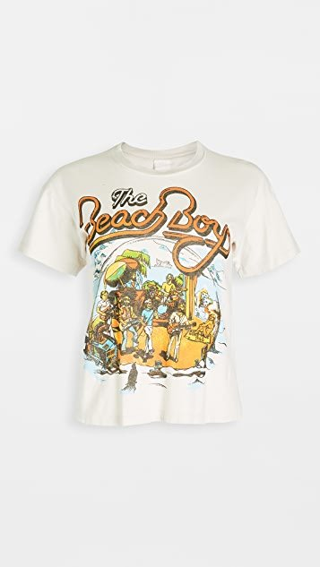 Beach Boys Crop Tee