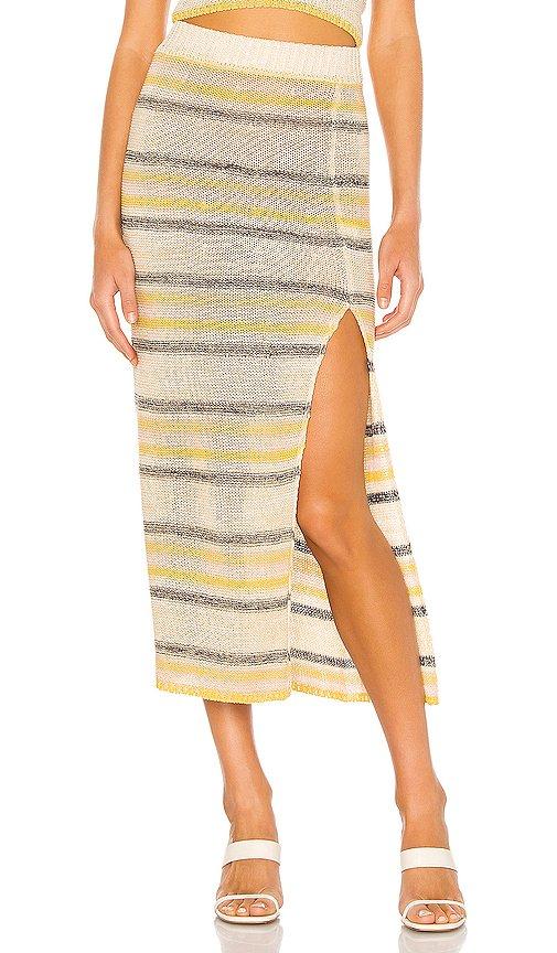 Summer Nights Sweater Skirt