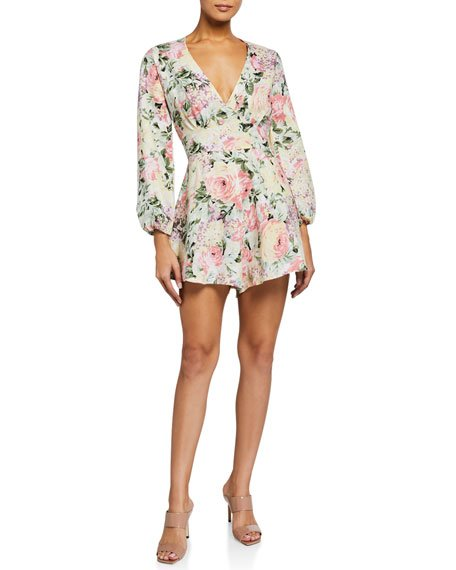 Maribelle Playsuit