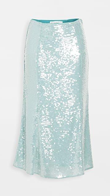 Sequin Abigail Skirt