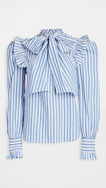 Vivica Stripes Shirt