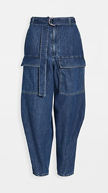Org Mid Summer Logo Trousers