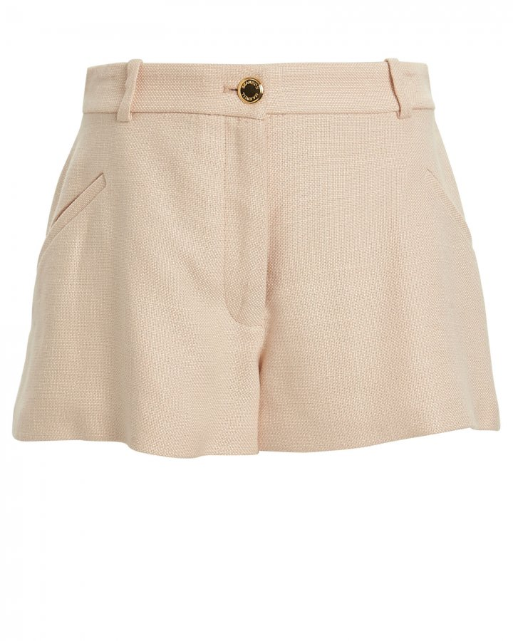 Tailored Suiting Shorts