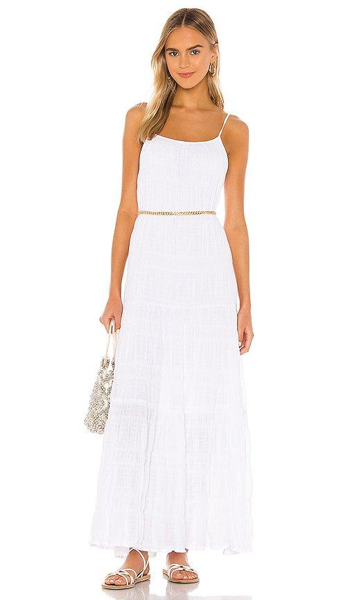 Roman Holiday Maxi Dress