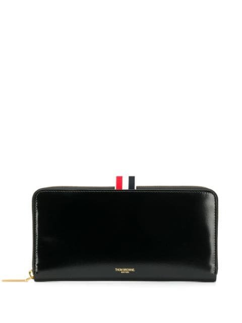 Thom Browne Long Zip-Around Wallet Aw19 | Farfetch.com