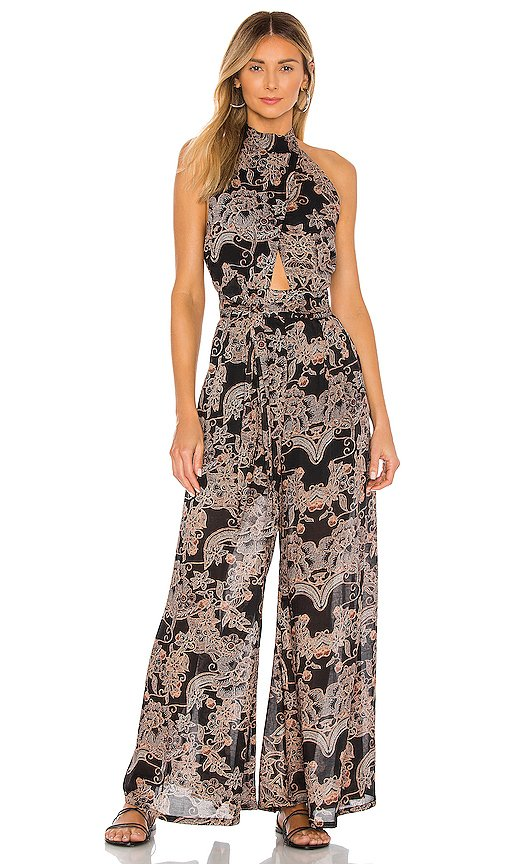 Kissing Sunlight Jumpsuit
