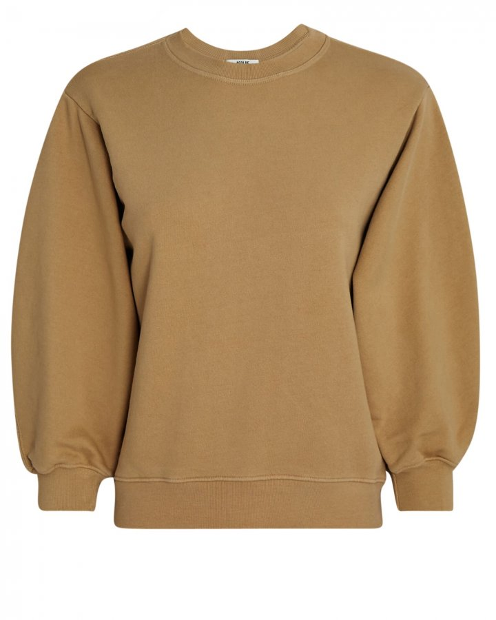 Thora Cotton Crewneck Sweatshirt