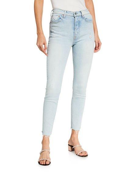 Karolina Ankle Skinny Jeans