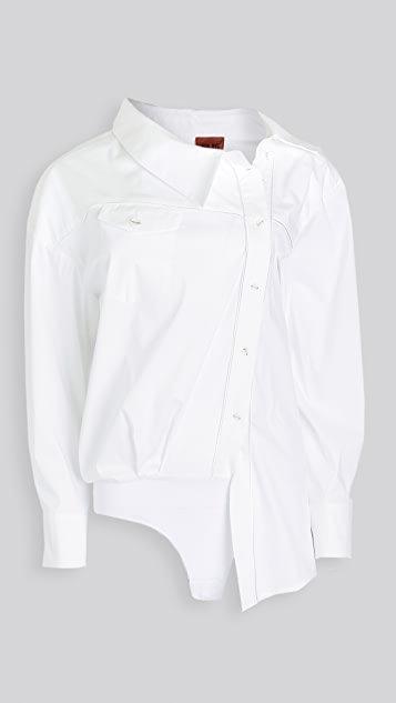 Dillion Thong Bodysuit