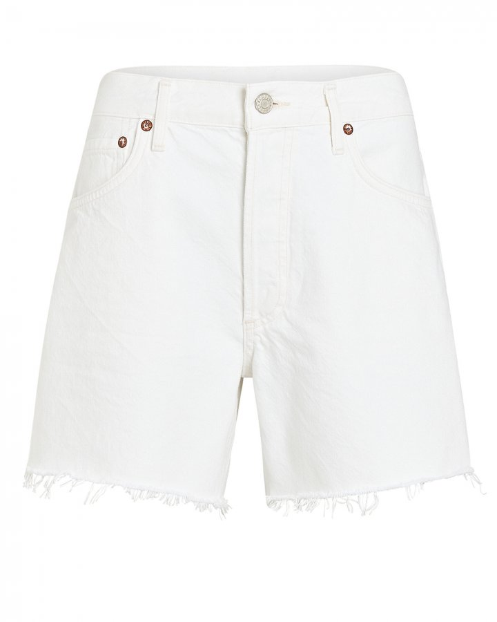 Reese Cut-Off Denim Shorts