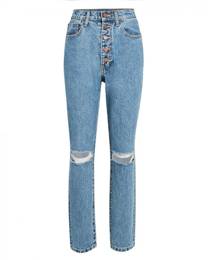 Danielle High-Rise Skinny Jeans