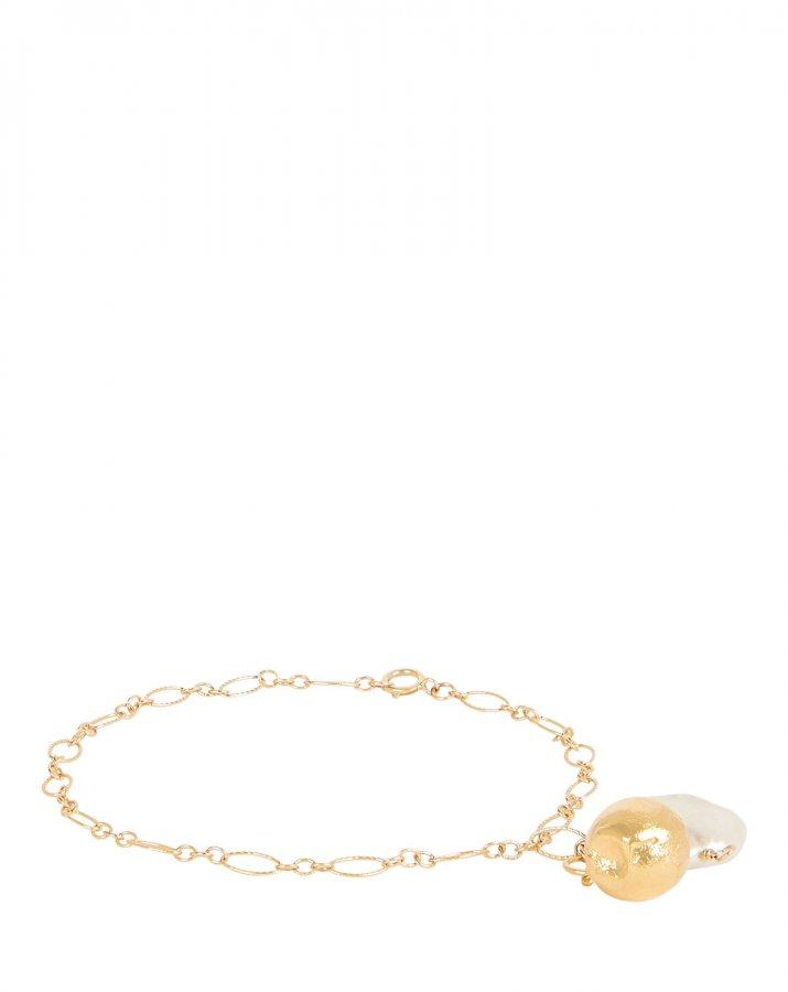 Moon Fever Chain-Link Bracelet