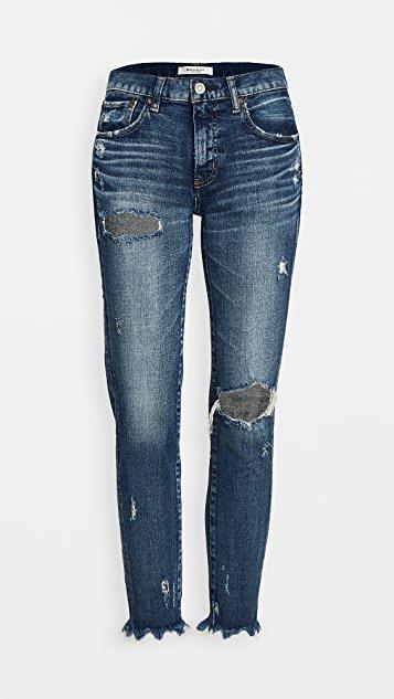 MV Ridgewood Skinny Blue Jeans