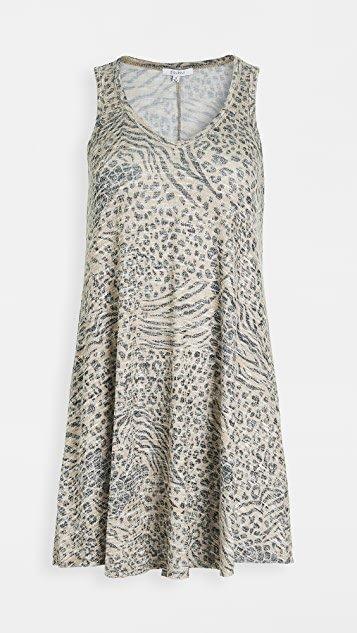 Animal Tank Dress