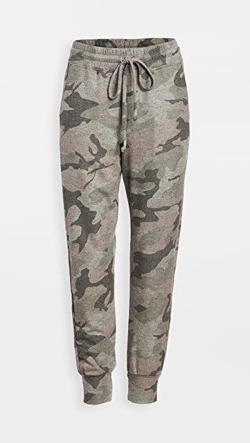Camo Pkt Jogger Pants