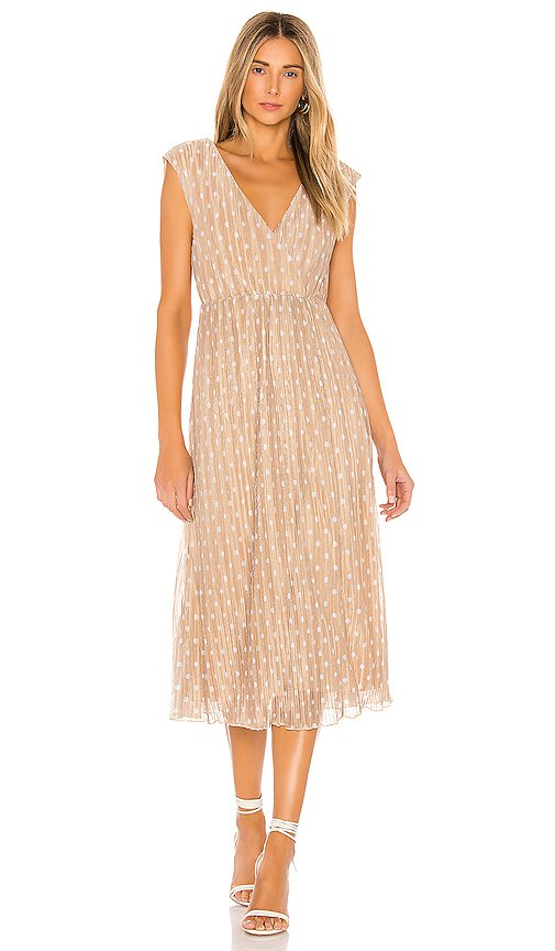 x REVOLVE Karina Midi Dress