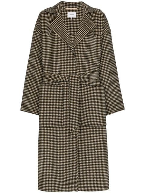 Nanushka Alamo Oversized Trench Coat Ss20 | Farfetch.com