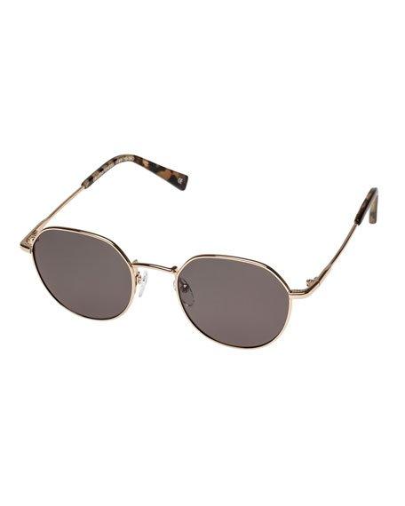 Drifter Round Metal Sunglasses