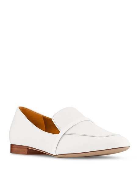Jane Flat Patent Leather Loafers