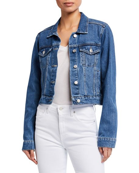 Vivienne Relaxed Denim Jacket