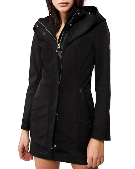 Alba Fitted Rain Jacket