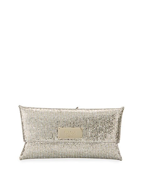 Glitter Cocktail Clutch Bag