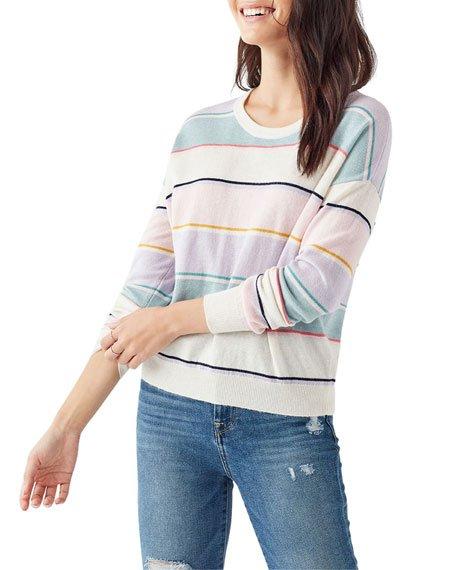 Shore Striped Sweater