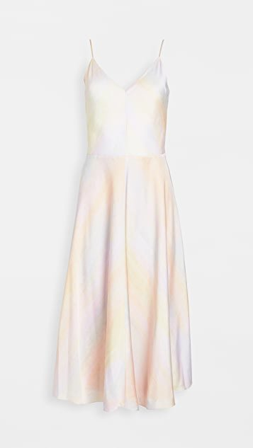 Rainbow Wash Dress