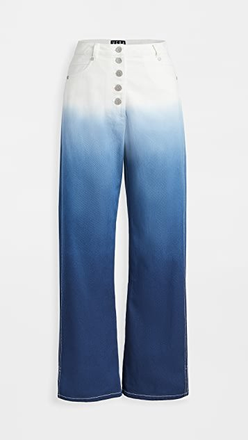 Eclipse Button Fly Jeans