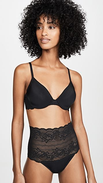 Plush Full Fit Contour Underwire Bra