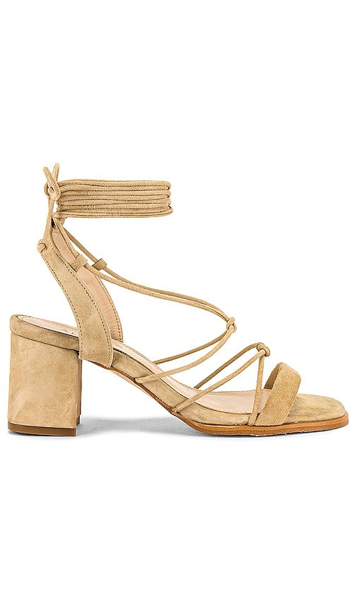 Sophie Lace Up Sandal
