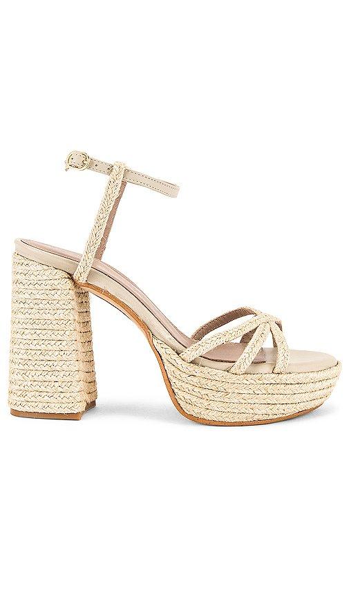 Carioca Platform Sandal