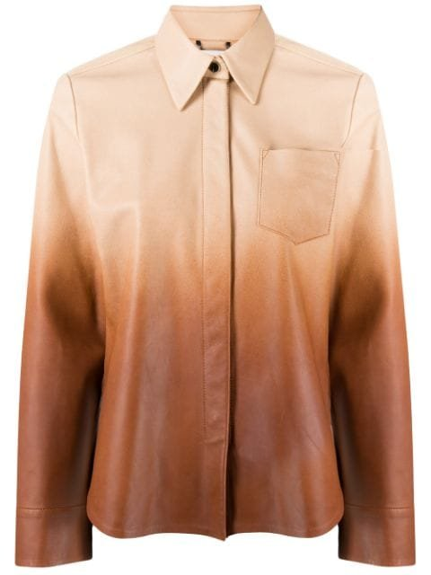 Dorothee Schumacher Two Tone Shirt