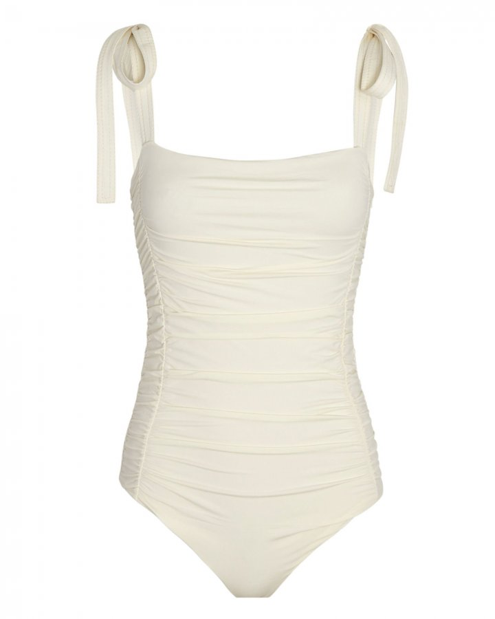 Good to Great Ruched One-Piece Swimsuit