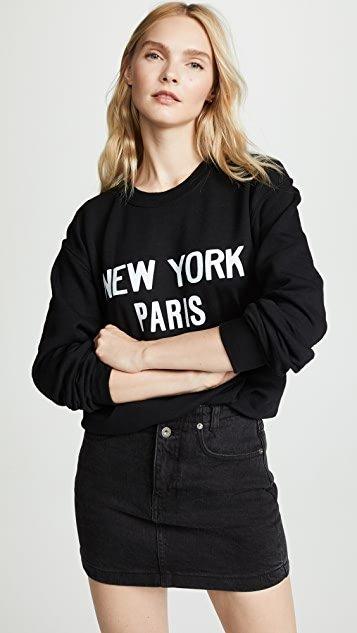 NY Paris Sweatshirt