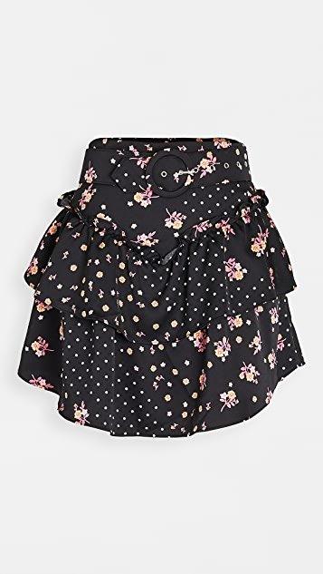 Camellia Miniskirt